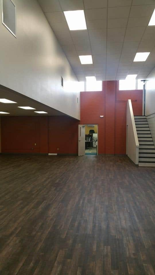 Crowder College Hickey Building Remodel.