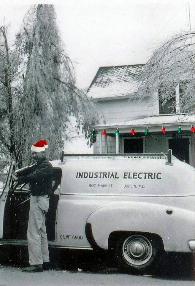 Merry Christmas From Joplin Industrial Electric